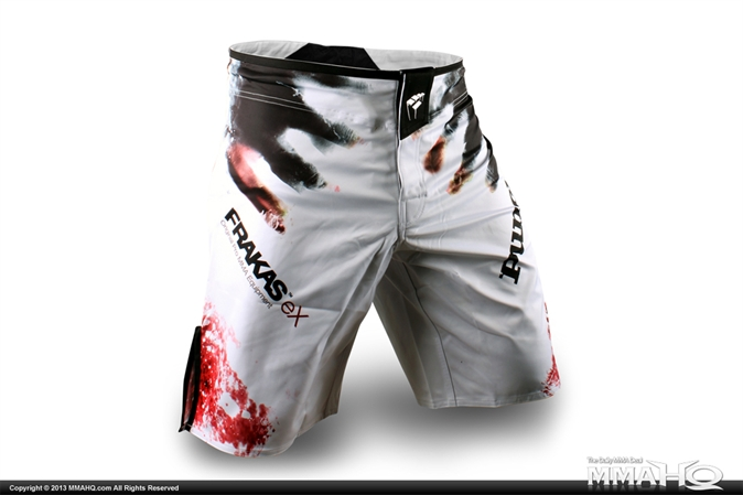 PunchTown The Dead Fight Shorts